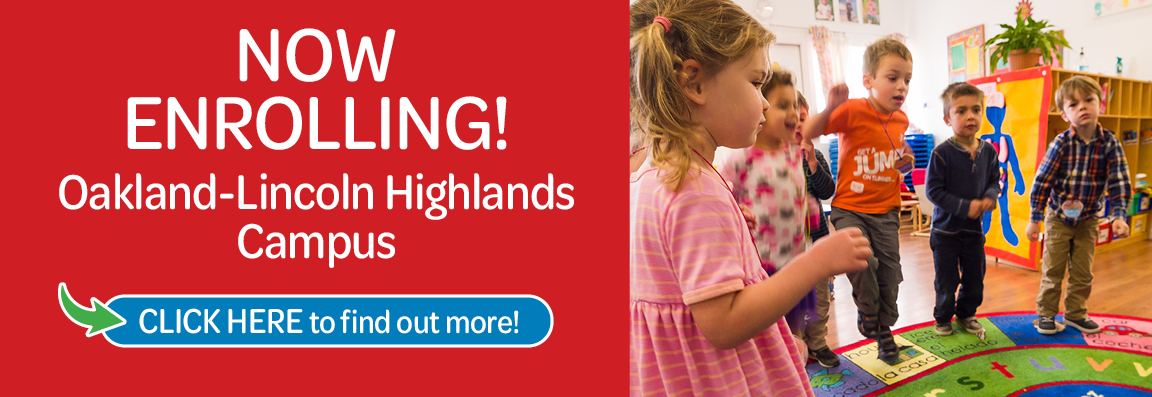 KSS Immersion School of Oakland - Lincoln Highlands is now enrolling!