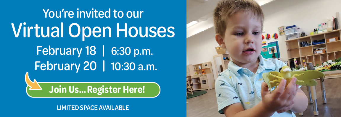 KSS Preschool February Open House - Virtual Tour