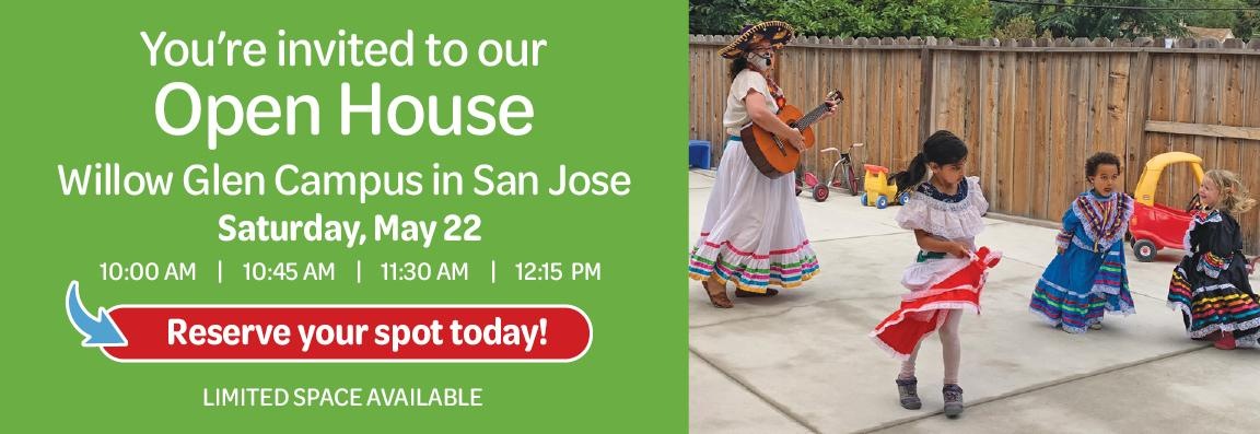 KSS Preschool for Spanish Immersion - Top Preschool in San Jose - Open House