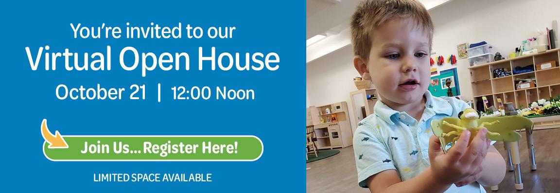 KSS Spanish Immersion Preschool Virtual Open House