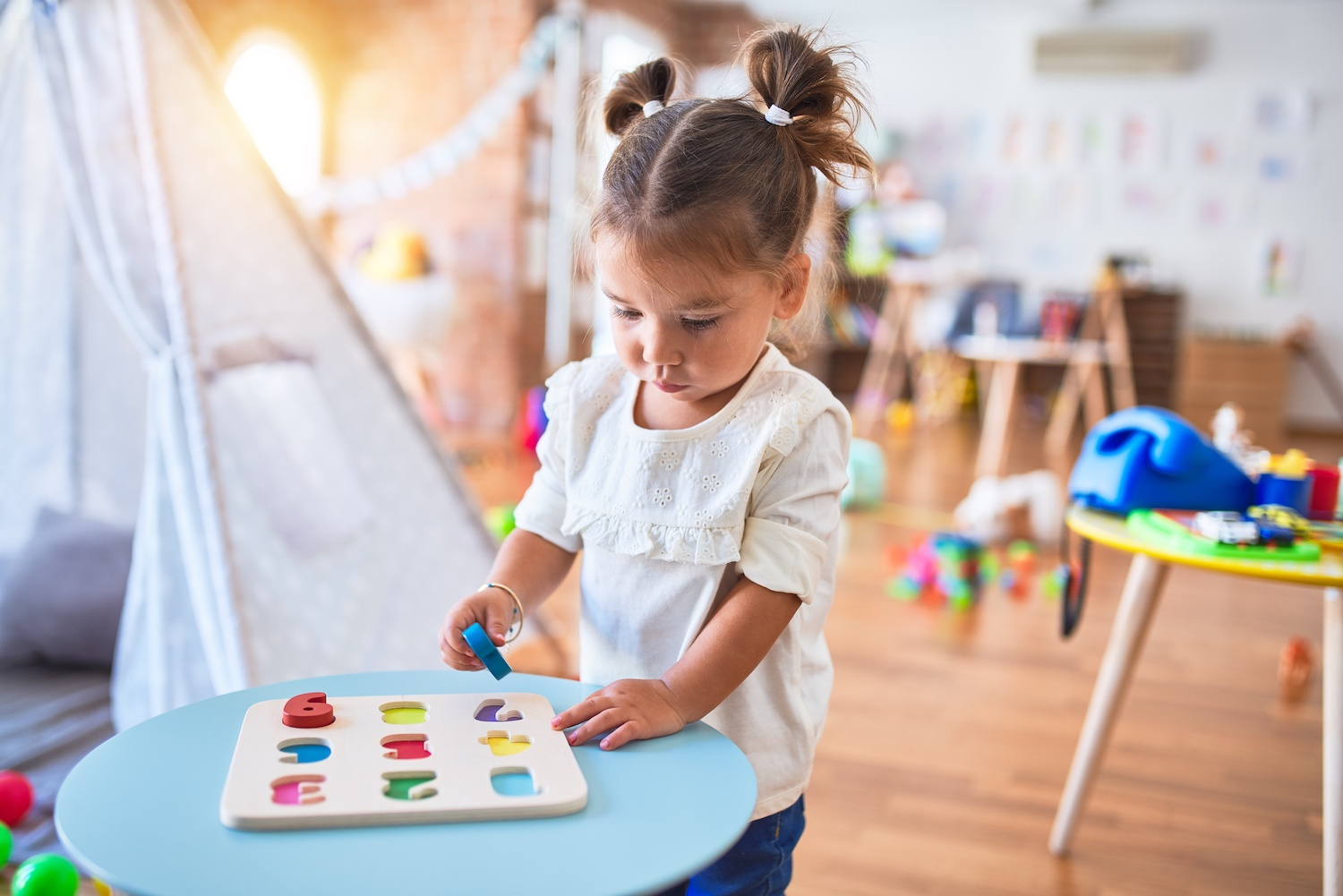 Preschool Executive Function Development | San Francisco Bay Area Preschool