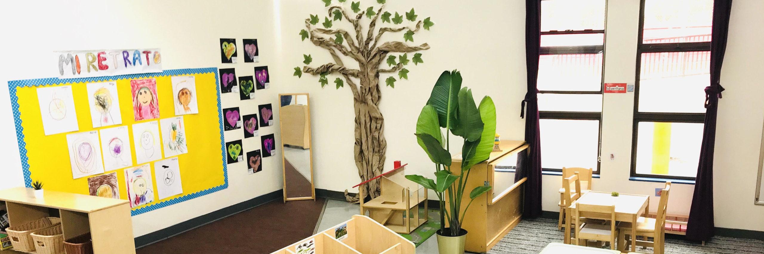 KSS Preschool Albany Classroom