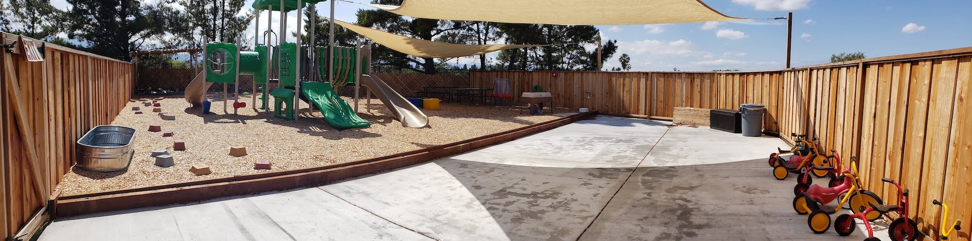 KSS Preschool of Willow Glen Playground