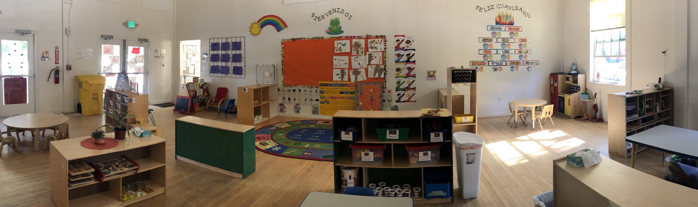 KSS Spanish Immersion Preschool in Oakland - Preschool Classroom