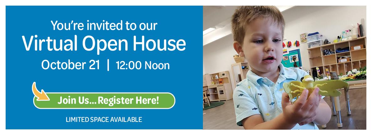 KSS Preschool Open House in October